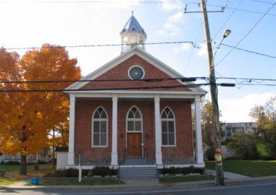 Église unie de Lacolle