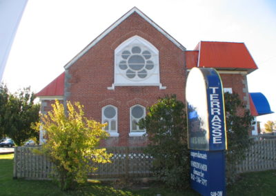 Ancienne église St. Savior's