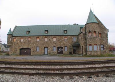 Ancienne gare de Lacolle