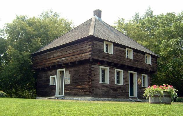 Blockhaus de la rivière Lacolle