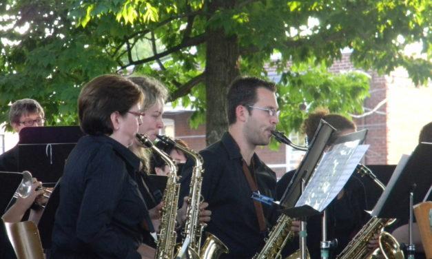Kiosque à musique du parc Félix-Gabriel-Marchand