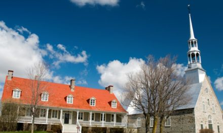 Circuit patrimonial Noyau villageois de L'Acadie