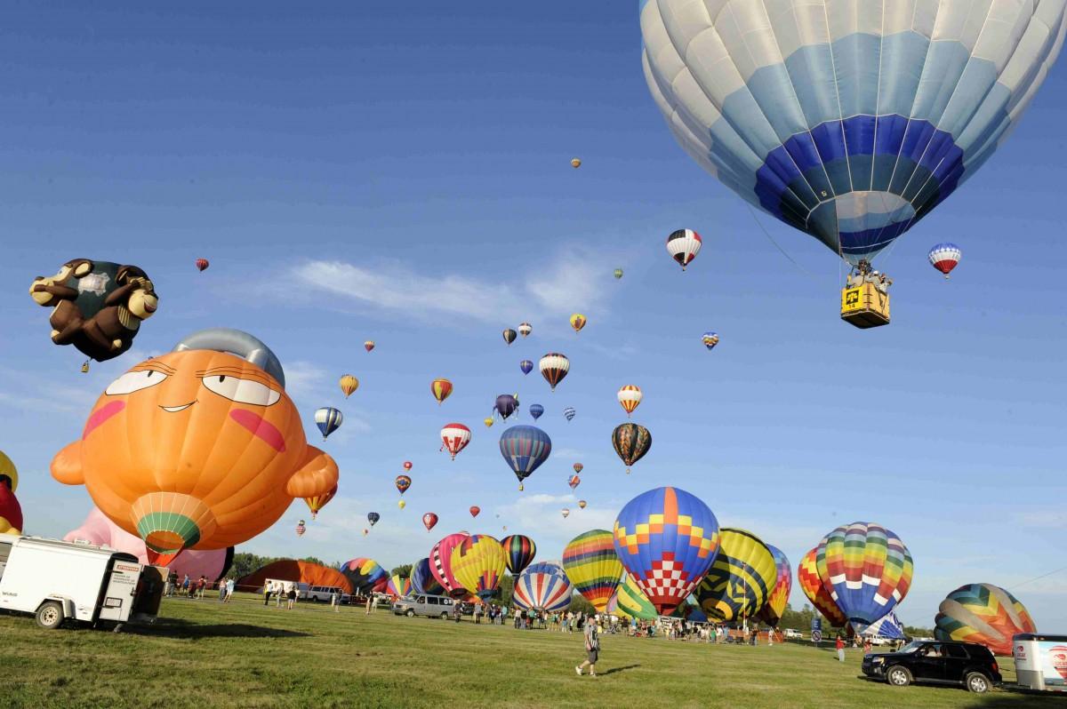 montgolfiere international