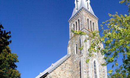 Parcours audioguidé de l'église de Saint-Alexandre
