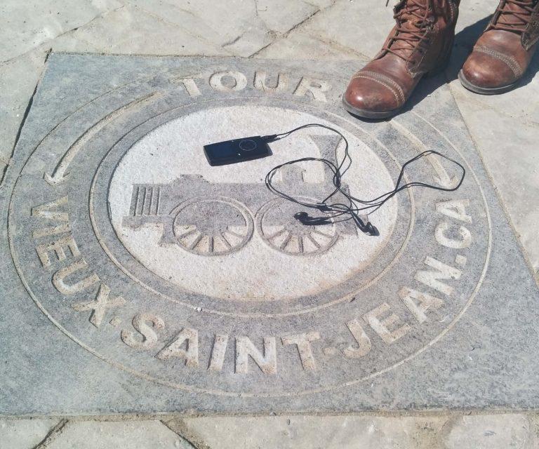Promenade à pieds dans le Vieux-Saint-Jean – 1.8 km