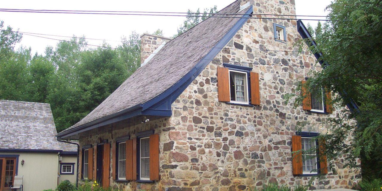 Recherche d'édifices historiques