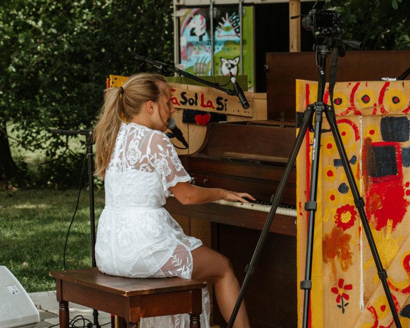 Ouverture du piano public