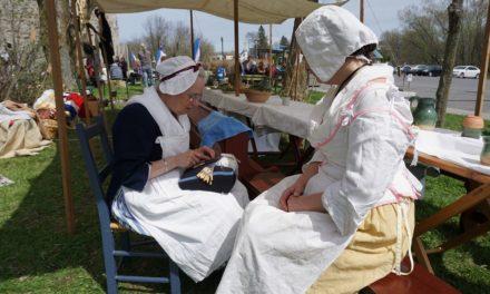 Le 5 mai, c'est la fête au village