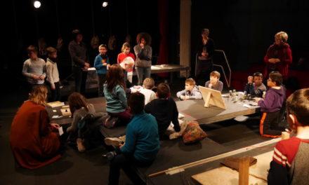 Un atelier gratuit animé par la troupe À L'Envers