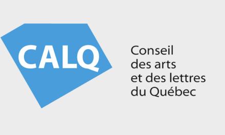 Services du CALQ pour les artistes et les organismes