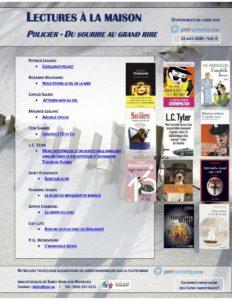 Choix de romans policiers