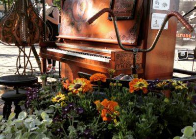 Piano vélo de Marie Dubuc