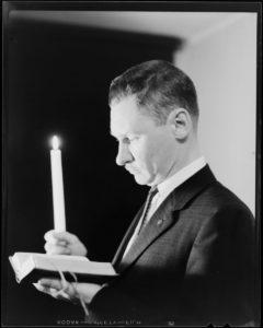 Cérémonie liturgique de la Chandeleur
