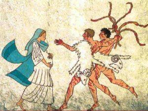 Les Lupercales, au temps des romains