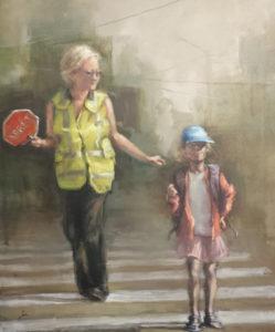 Les enfants disent la traversière, par Christine Larivière