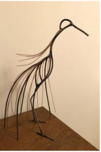 Oiseau propotytpe 4, par Géraldine Laurendeau
