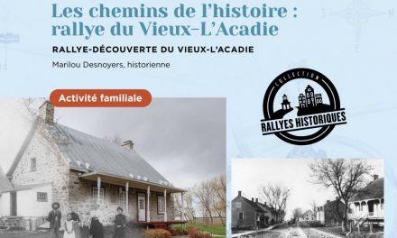 Rallye du Vieux-L'Acadie